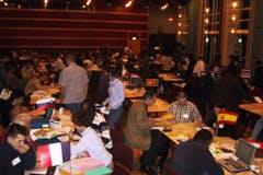 Conferência Polônia - Jan/2009